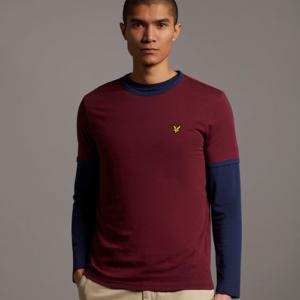 lyle-scott-shirt-rood