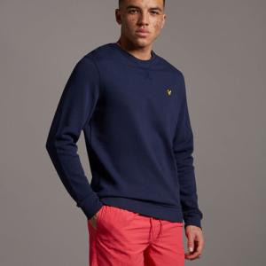lyle-scott-sweater-donker-blauw